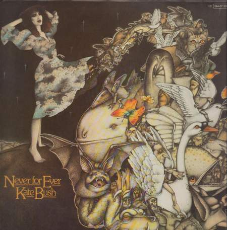 _kate bush - Never for ever - 01