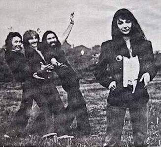 kate bush band 1977 - 2