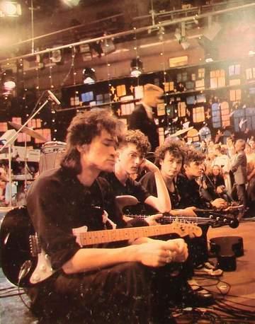 1986 - Кино - Ночь - винил - 2b