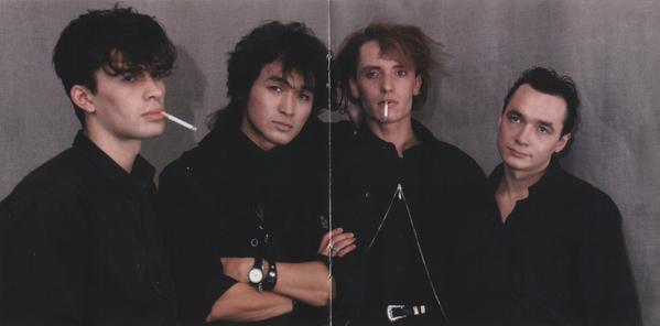 1988 - Кино - Группа Крови - 3