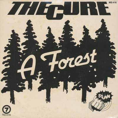single_THE CURE - A Forest_3