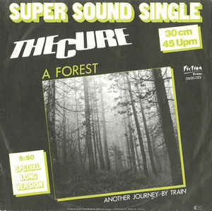 single_THE CURE - A Forest_4