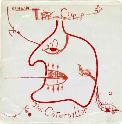 single_THE CURE - The Caterpillar 2