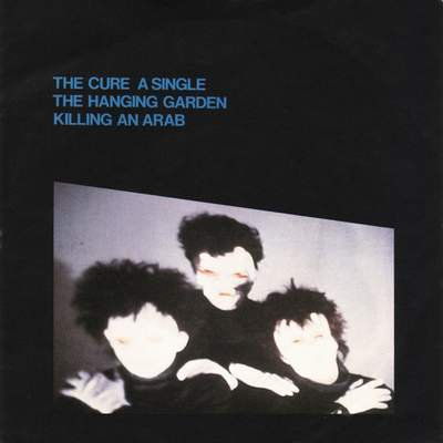single_THE CURE - The Hanging Garden