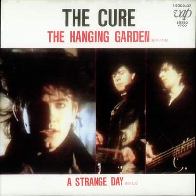single_THE CURE - The Hanging Garden_2
