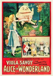 1915_Alice_in_Wonderland_poster