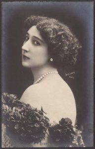 Каролина Отеро.