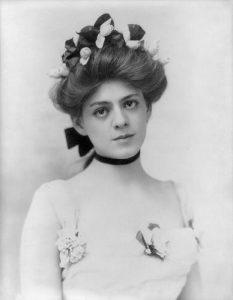 Этель Бэрримор (Ethel Barrymore) (1879-1959) - американская актриса.