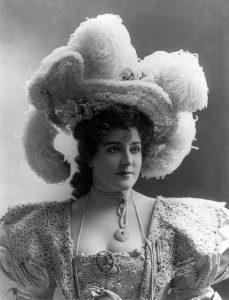 Лилиан Рассел (Lillian Russell) (1860-1922) - американская актриса и певица.