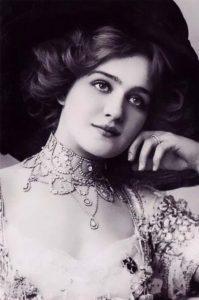 Лили Элси (Lily Elsie) (1886-1962) - английская актриса и певица.