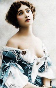 Лина Кавальери (Lina Cavalieri) (1874-1944) - итальянская оперная певица.