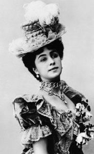 Матильда Кшесинская (1872-1971) - российская прима-балерина Мариинского театра, заслуженная артистка Императорских театров.