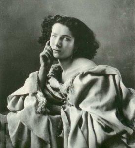 Сара Бернар (Sarah Bernhardt) (1844-1923) - французская актриса, которую в начале XX века называли «самой знаменитой актрисой за всю историю».