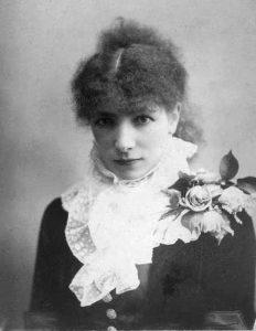 Сара Бернар.