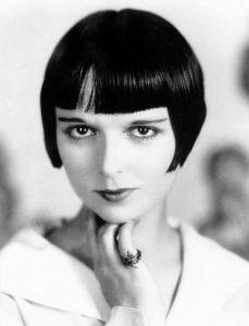 Луиза Брукс (Louise Brooks) (1906-1985) — американская танцовщица, модель, киноактриса.