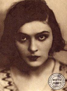 Анна Стэн (Anna Sten) (1908-1993) — советская и американская актриса русского происхождения.