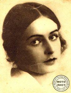 Нина Шатерникова (1902-1982) — советская актриса театра и кино.