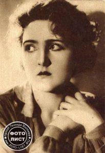 Софья Магарилл (1900-1943) — советская киноактриса.