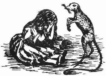 1864 - Lewis Carroll Alice underground_031