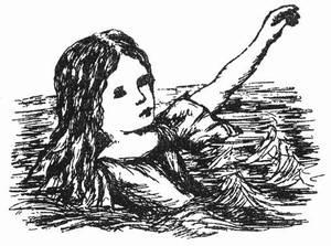 1864 - Lewis Carroll Alice underground_034