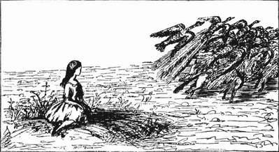 1864 - Lewis Carroll Alice underground_038