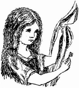 1864 - Lewis Carroll Alice underground_066