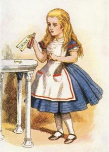 1865 - John Tenniel wonderwond color_06