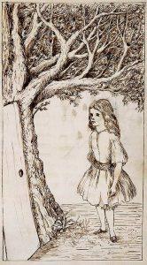1864 - Lewis Carroll Alice underground_006