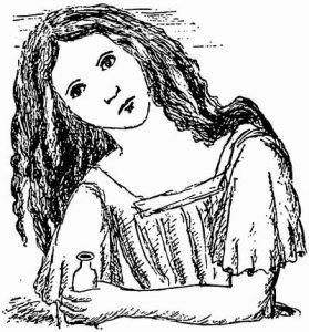 1864 - Lewis Carroll Alice underground_073