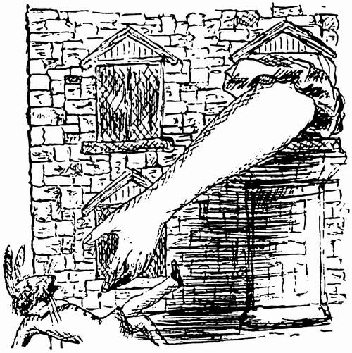 1864 - Lewis Carroll Alice underground_075