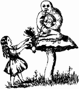 1864 - Lewis Carroll Alice underground_076