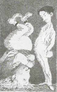 1946_Mervyn Peake wonderland__21