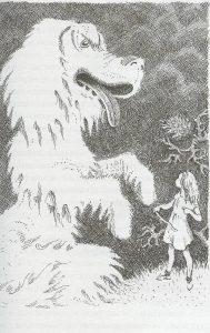 1946_Mervyn Peake wonderland__25
