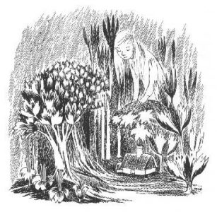 1966_Tove Jansson_The tiny House of the Duchess
