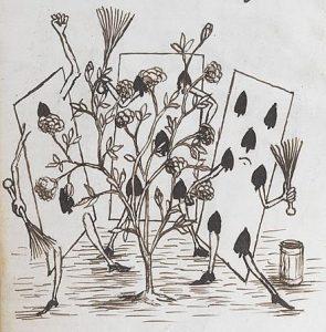 1864 - Lewis Carroll Alice underground_007