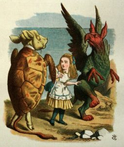 1865 - John Tenniel wonderwond color_72