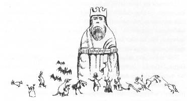 1966_Tove Jansson_The King Judging