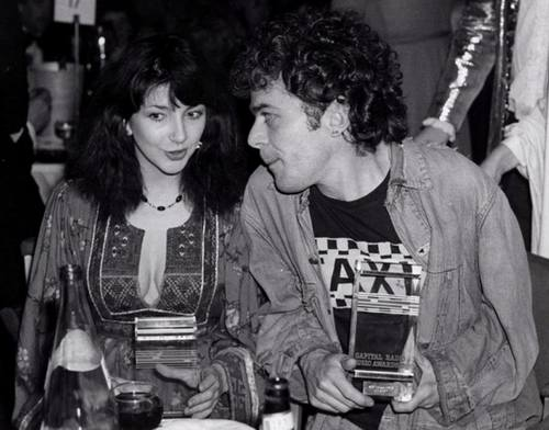 Ian Dury And Kate Bush